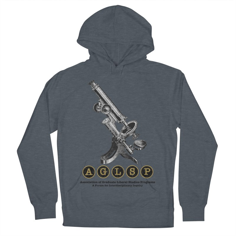 Microscopes Are Us! A New AGLSP Design Women's French Terry Pullover Hoody by AGLSP's Swag Shoppe