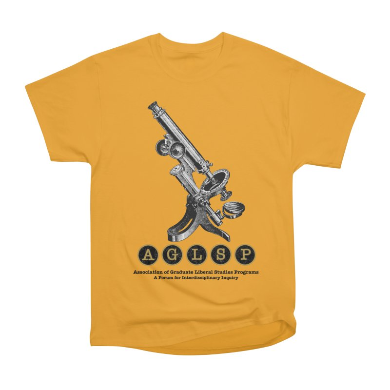 Microscopes Are Us! A New AGLSP Design Women's Heavyweight Unisex T-Shirt by AGLSP's Swag Shoppe