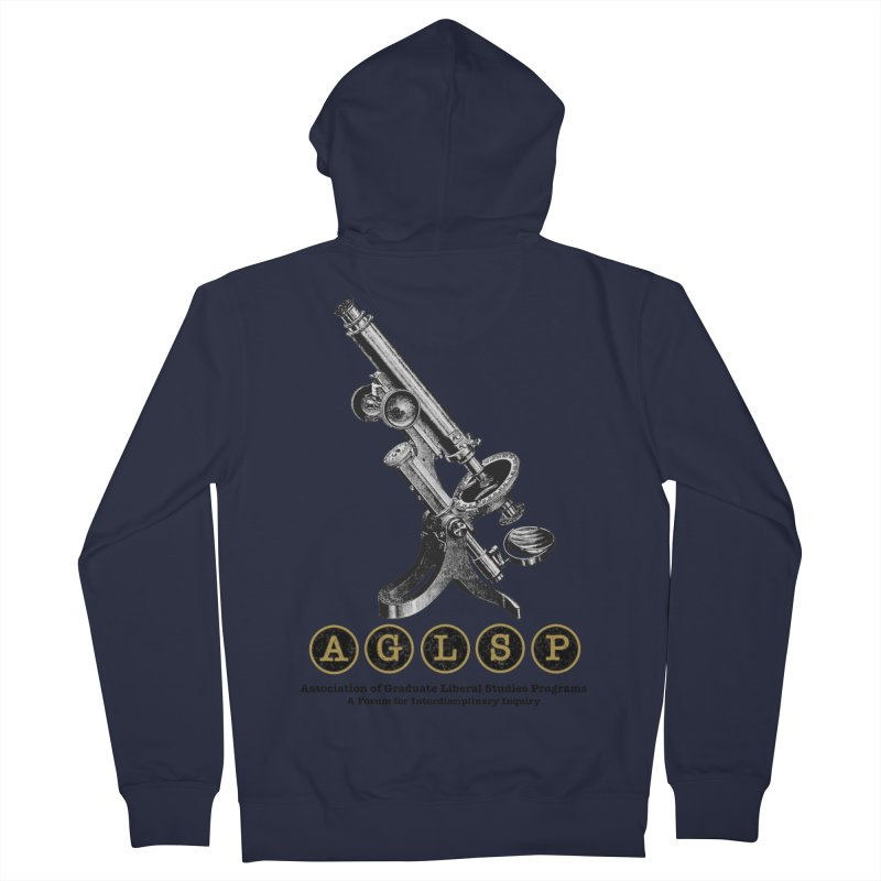 Microscopes Are Us! A New AGLSP Design Women's Zip-Up Hoody by AGLSP's Swag Shoppe