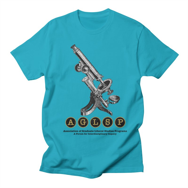 Microscopes Are Us! A New AGLSP Design Women's Regular Unisex T-Shirt by AGLSP's Swag Shoppe
