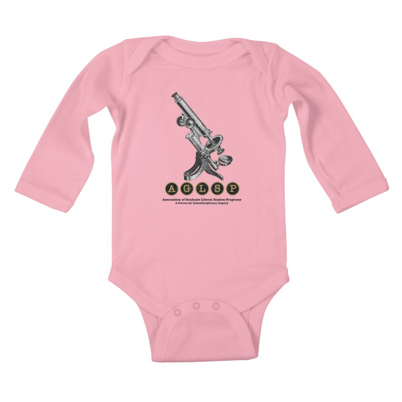 Microscopes Are Us! A New AGLSP Design Kids Baby Longsleeve Bodysuit by AGLSP's Swag Shoppe