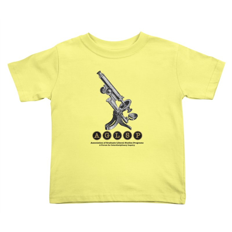 Microscopes Are Us! A New AGLSP Design Kids Toddler T-Shirt by AGLSP's Swag Shoppe