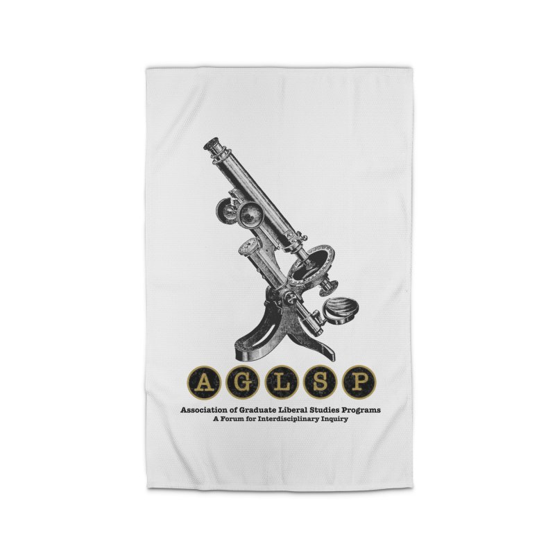 Microscopes Are Us! A New AGLSP Design Home Rug by AGLSP's Swag Shoppe