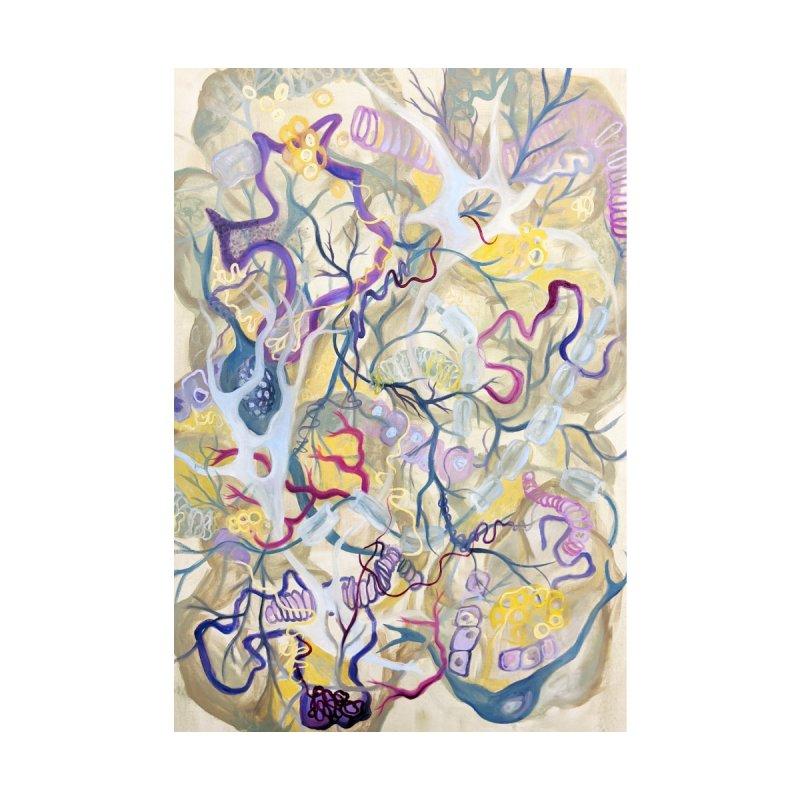 Neuroplasticity Home Fine Art Print by Andrea Jennings