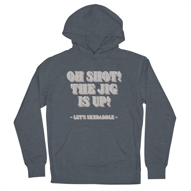 Let's skedaddle! Men's Pullover Hoody by agostinho's Artist Shop