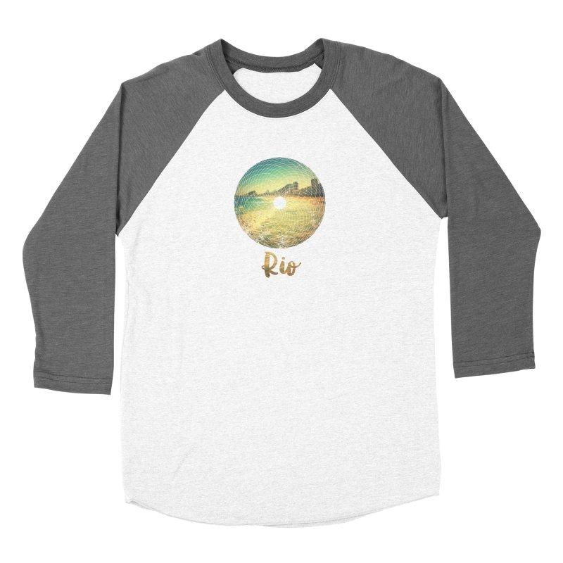 Rio Women's Longsleeve T-Shirt by agostinho's Artist Shop