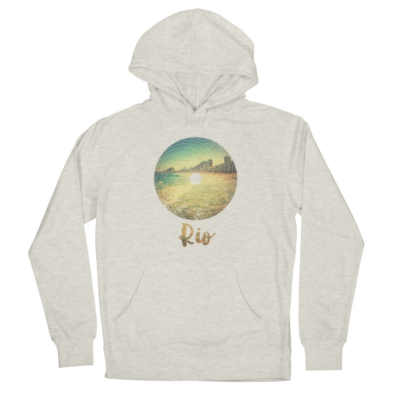 Rio Men's Pullover Hoody by agostinho's Artist Shop