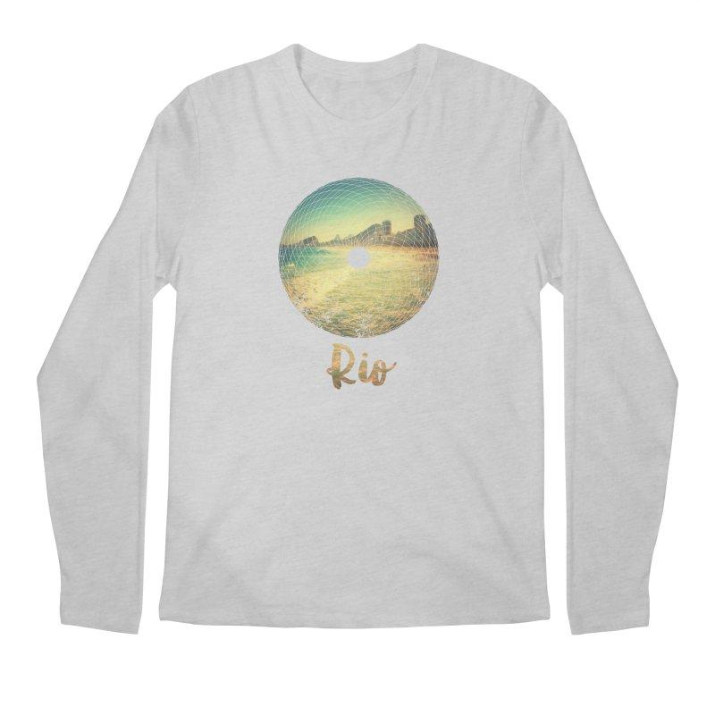 Rio Men's Longsleeve T-Shirt by agostinho's Artist Shop
