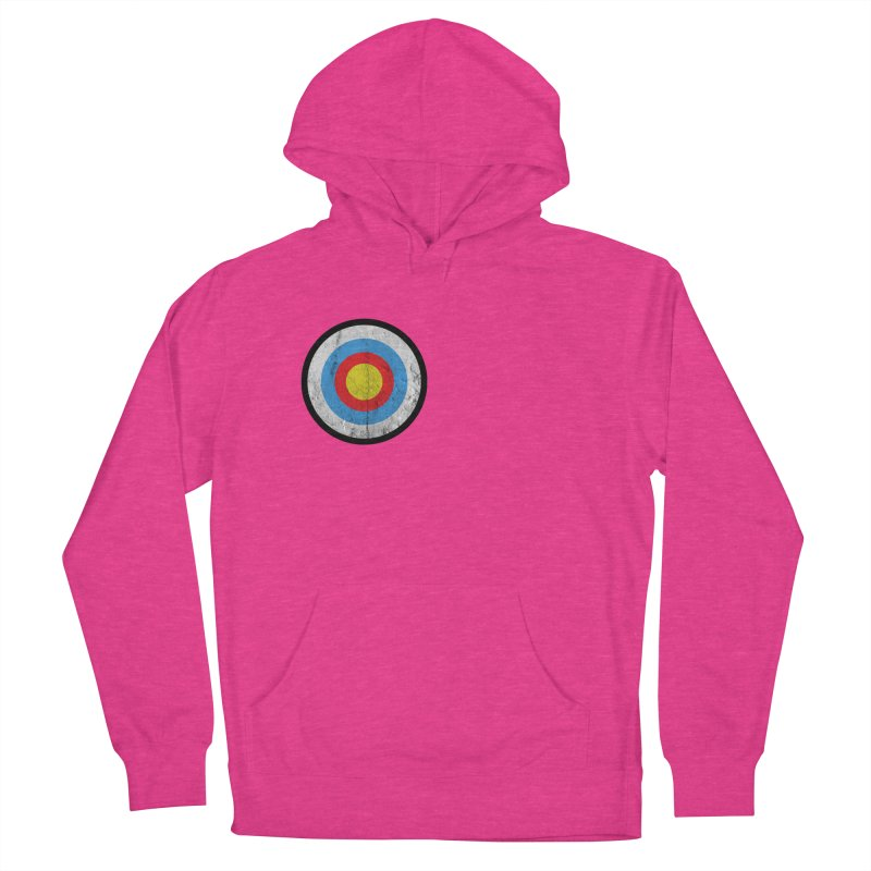 Target Women's French Terry Pullover Hoody by agostinho's Artist Shop