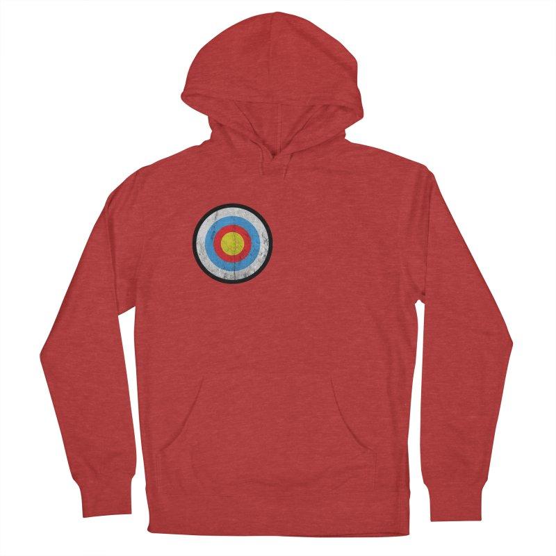 Target Men's Pullover Hoody by agostinho's Artist Shop