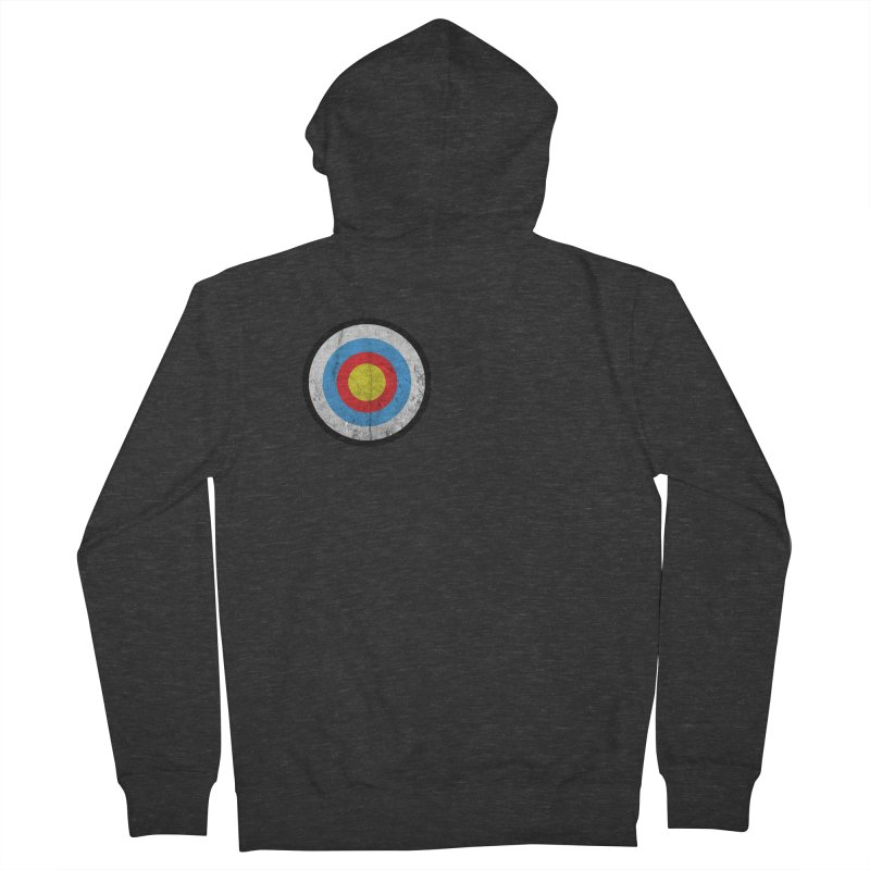 Target Women's Zip-Up Hoody by agostinho's Artist Shop
