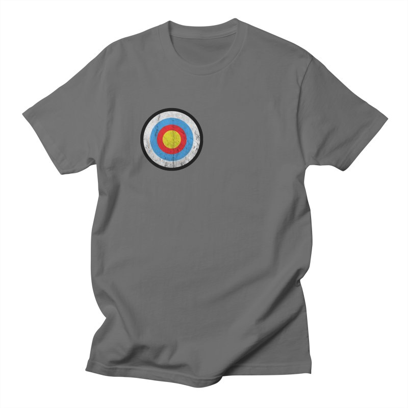 Target Men's T-Shirt by agostinho's Artist Shop