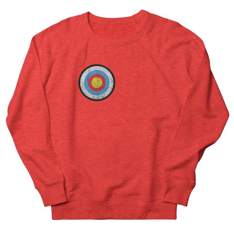 Target Women's Sweatshirt by agostinho's Artist Shop