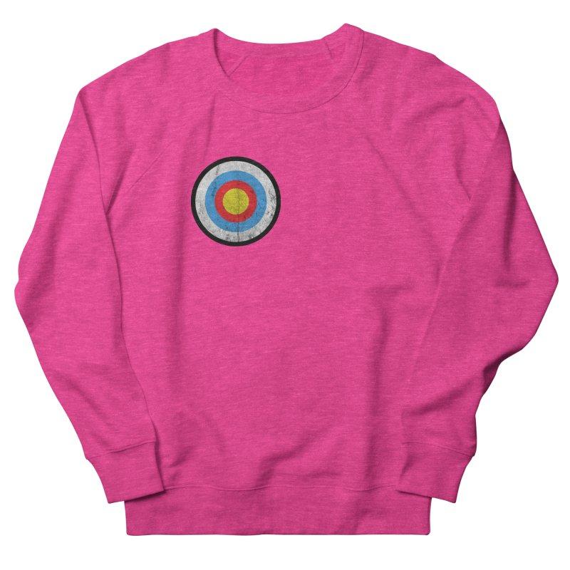 Target Women's French Terry Sweatshirt by agostinho's Artist Shop