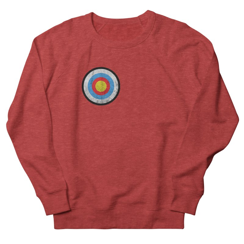 Target Men's Sweatshirt by agostinho's Artist Shop