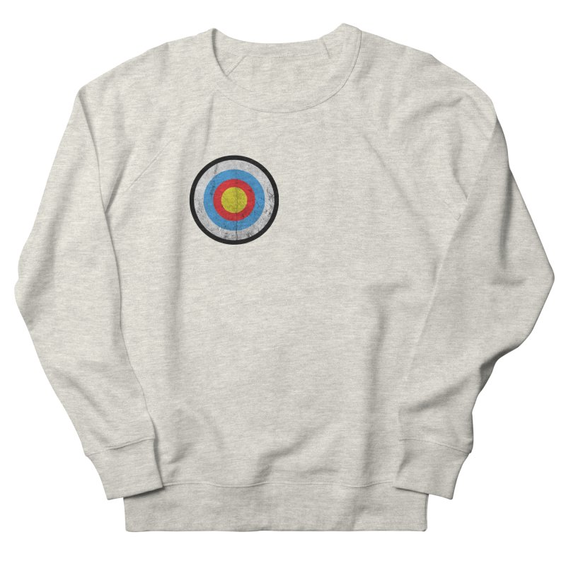 Target Men's Sweatshirt by agostinho's Artist Shop