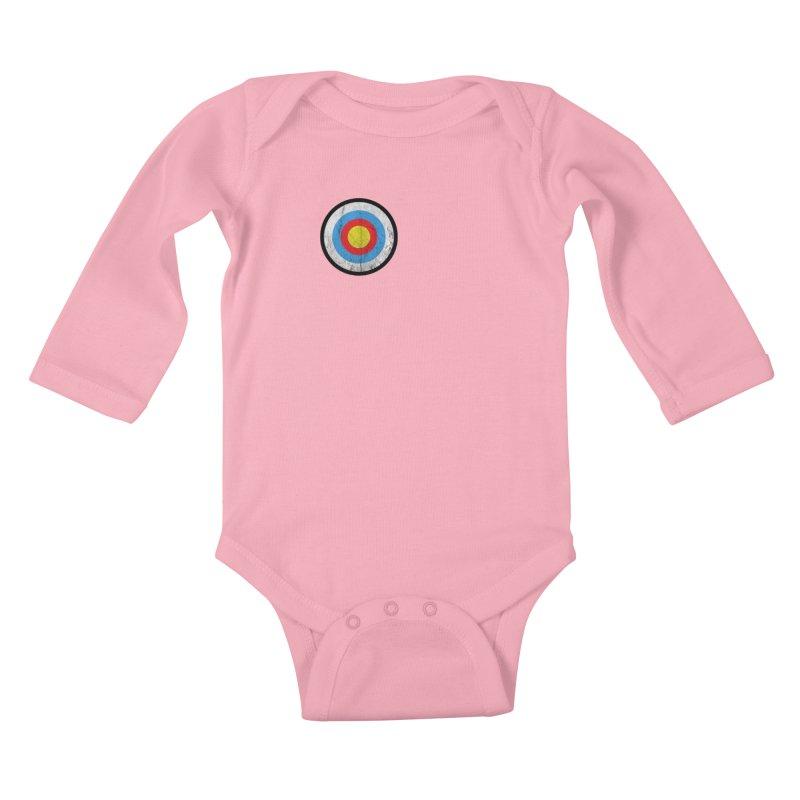 Target Kids Baby Longsleeve Bodysuit by agostinho's Artist Shop