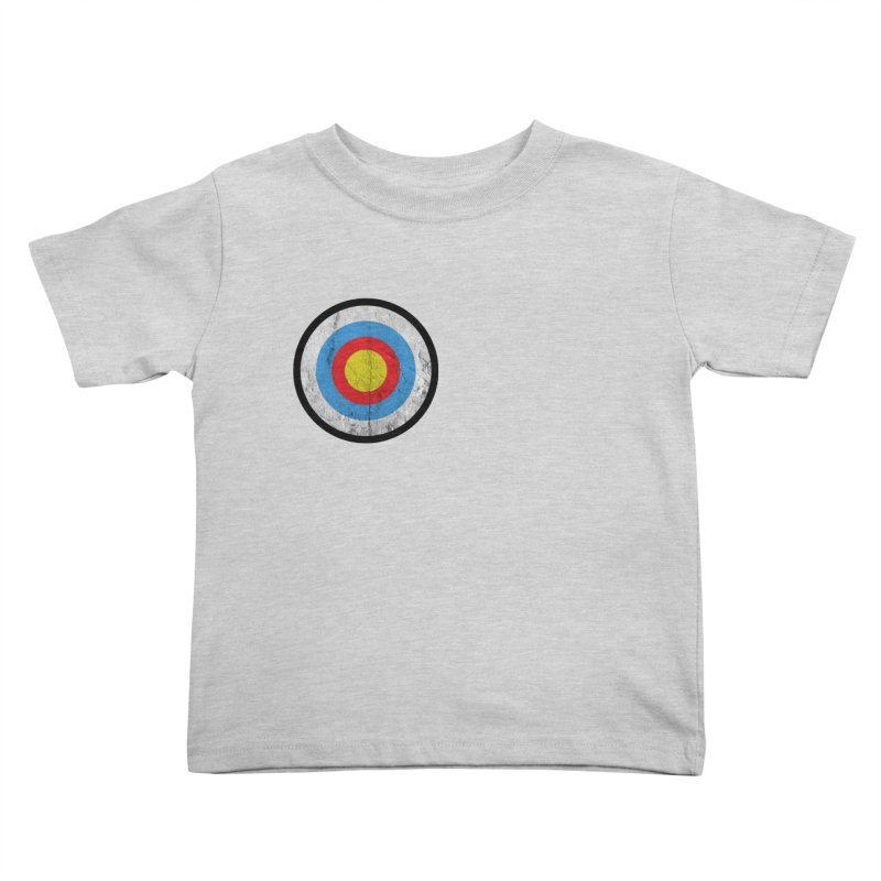Target Kids Toddler T-Shirt by agostinho's Artist Shop