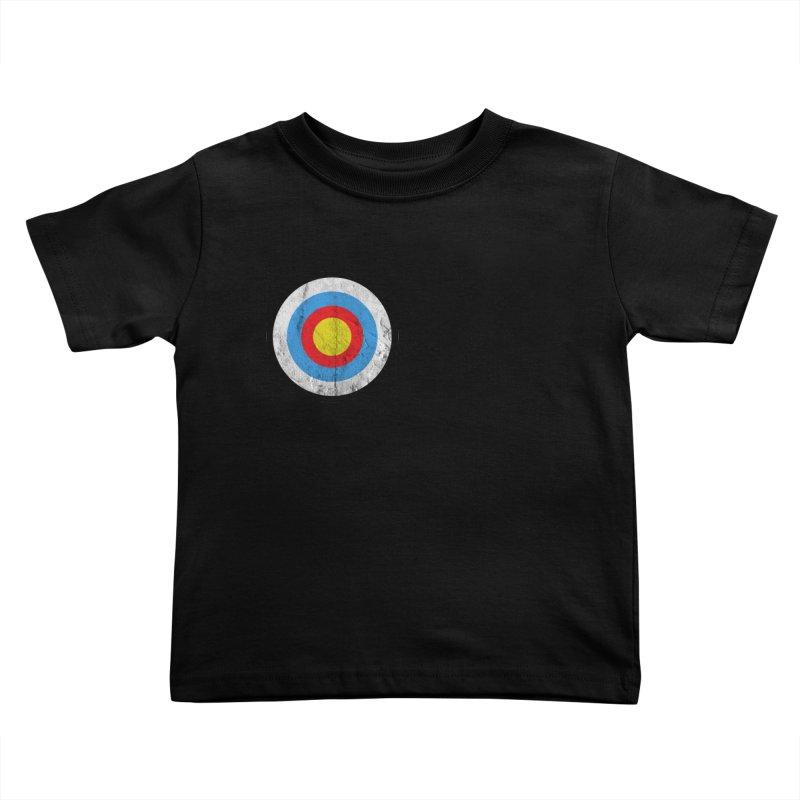 Target Kids Toddler T-Shirt by agostinho's Artist Shop