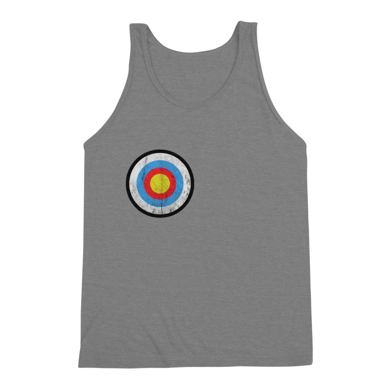 Target Men's Tank by agostinho's Artist Shop