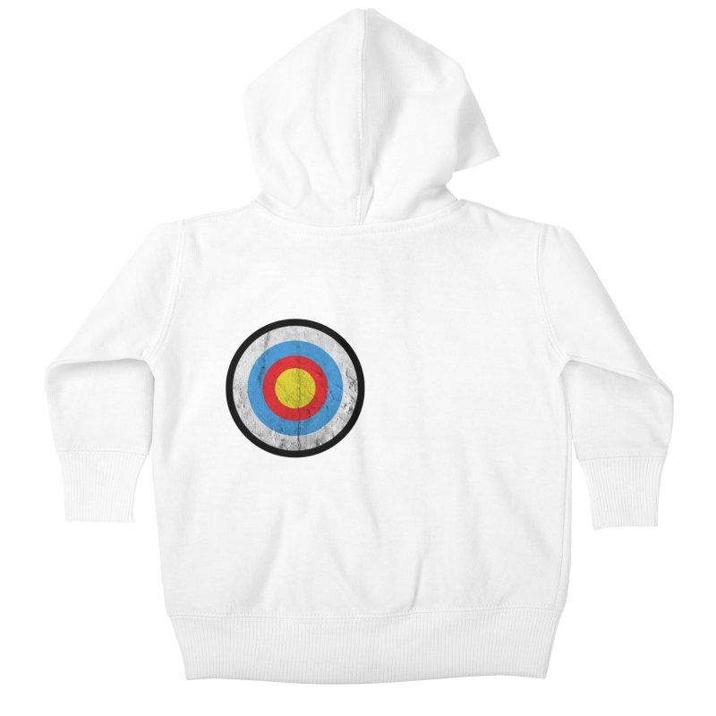 Target Kids Baby Zip-Up Hoody by agostinho's Artist Shop