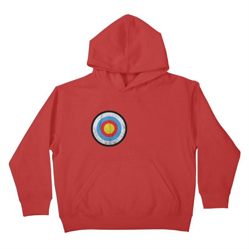 Target Kids Pullover Hoody by agostinho's Artist Shop