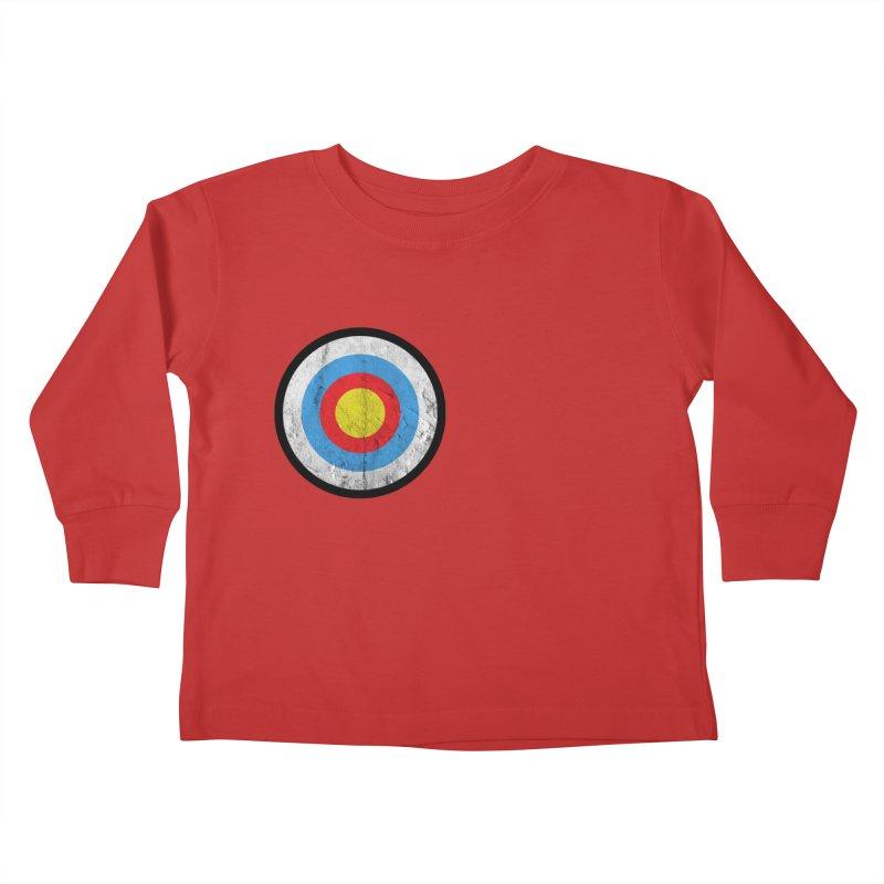 Target Kids Toddler Longsleeve T-Shirt by agostinho's Artist Shop