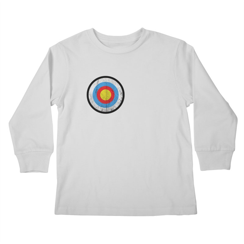 Target Kids Longsleeve T-Shirt by agostinho's Artist Shop