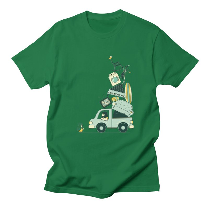 There's still room at the top Men's T-Shirt by agrimony // Aaron Thong