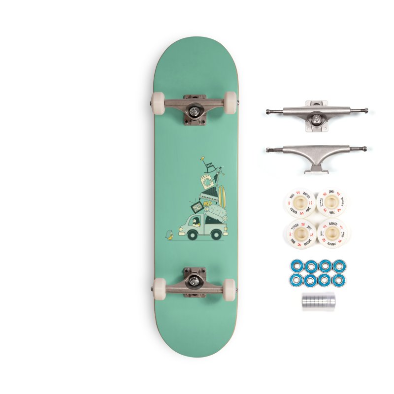 There's still room at the top Accessories Complete - Premium Skateboard by agrimony // Aaron Thong