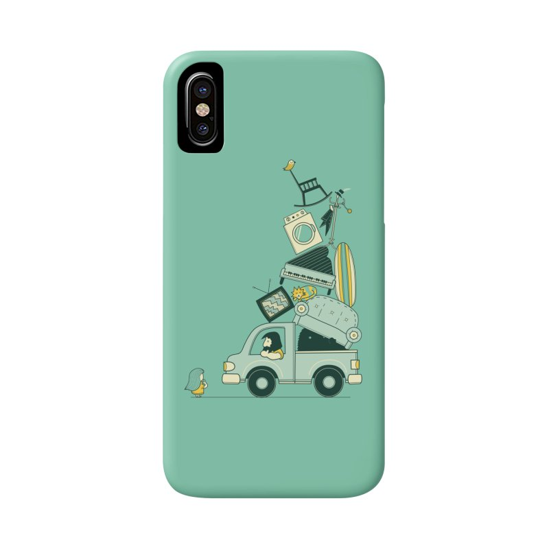 There's still room at the top Accessories Phone Case by agrimony // Aaron Thong