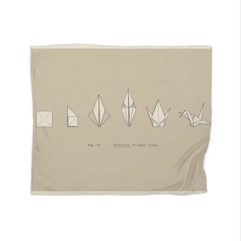 Evolution of Paper Crane Home Blanket by agrimony // Aaron Thong
