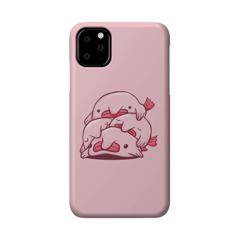 A cuddle of blobfish Accessories Phone Case by agrimony // Aaron Thong