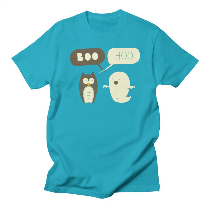 Boo Hoo Women's Unisex T-Shirt by agrimony // Aaron Thong