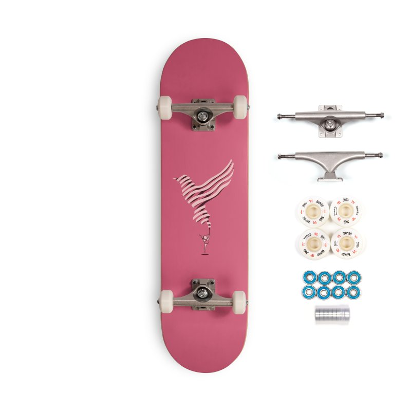 The Lark Ascending Accessories Complete - Premium Skateboard by agrimony // Aaron Thong