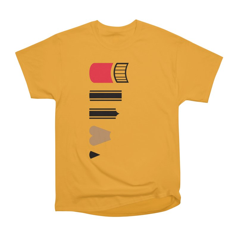 de(Construction) Men's Classic T-Shirt by agrimony // Aaron Thong