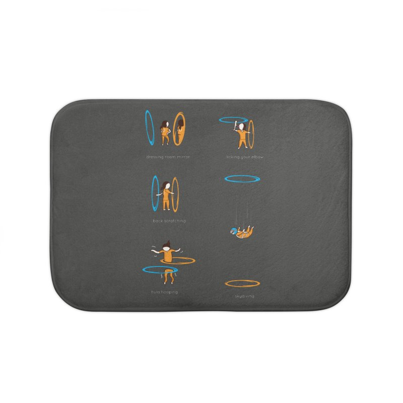 Lesser Known Uses Home Bath Mat by agrimony // Aaron Thong