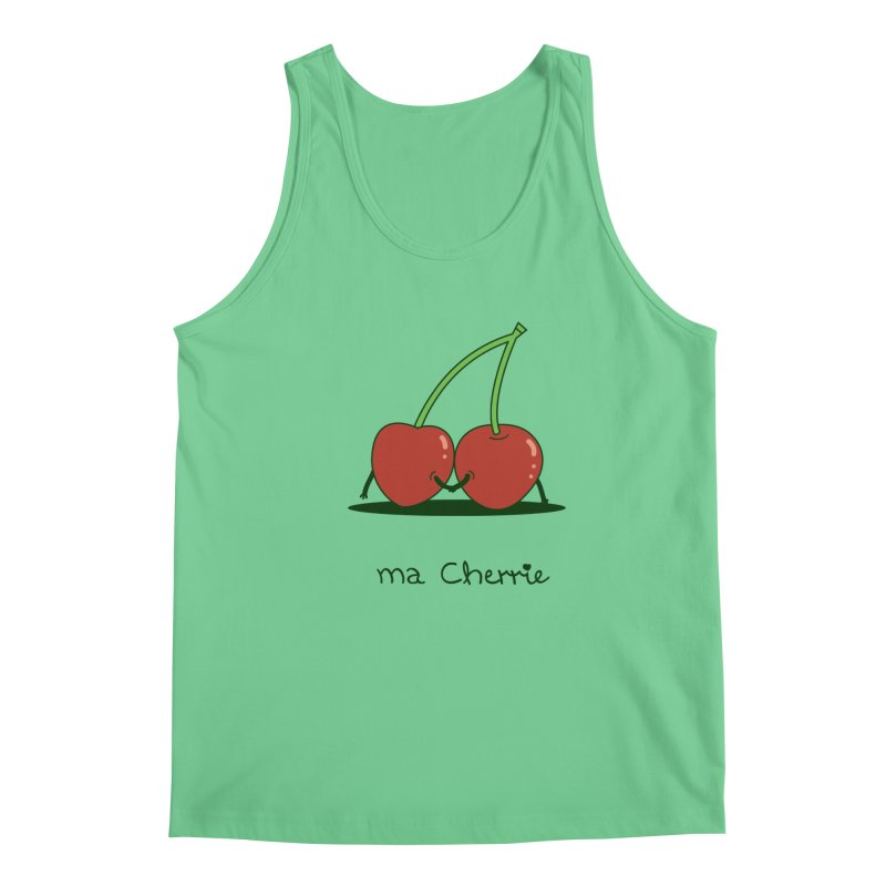 Ma Cherrie Men's Regular Tank by agrimony // Aaron Thong