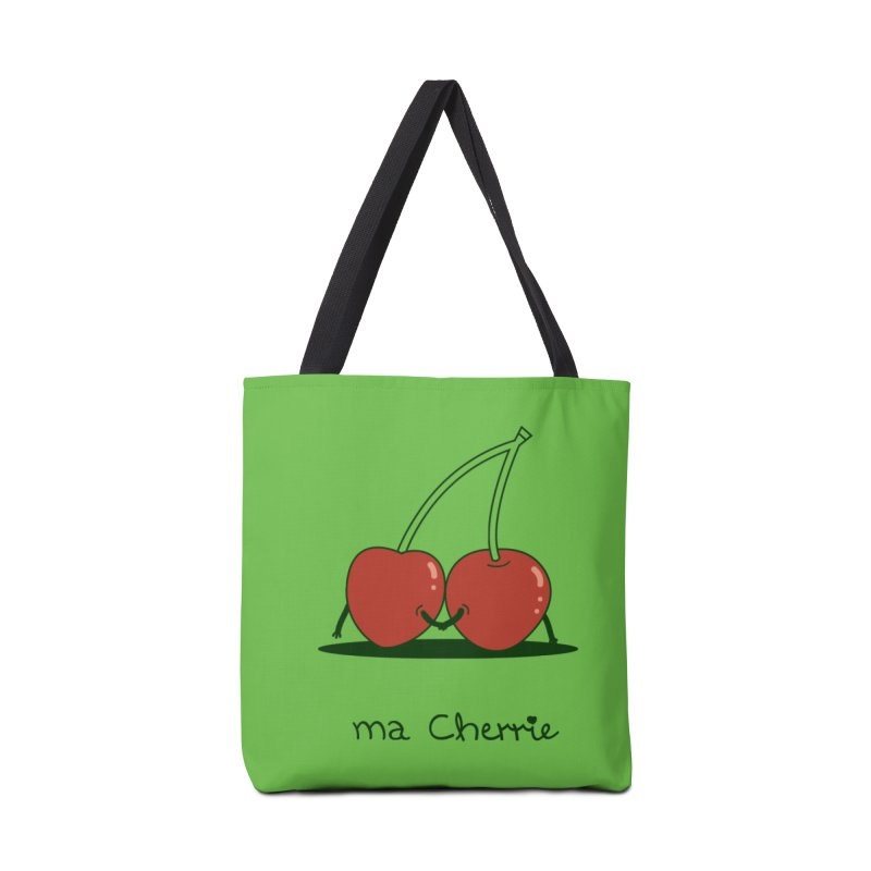 Ma Cherrie Accessories Tote Bag Bag by agrimony // Aaron Thong