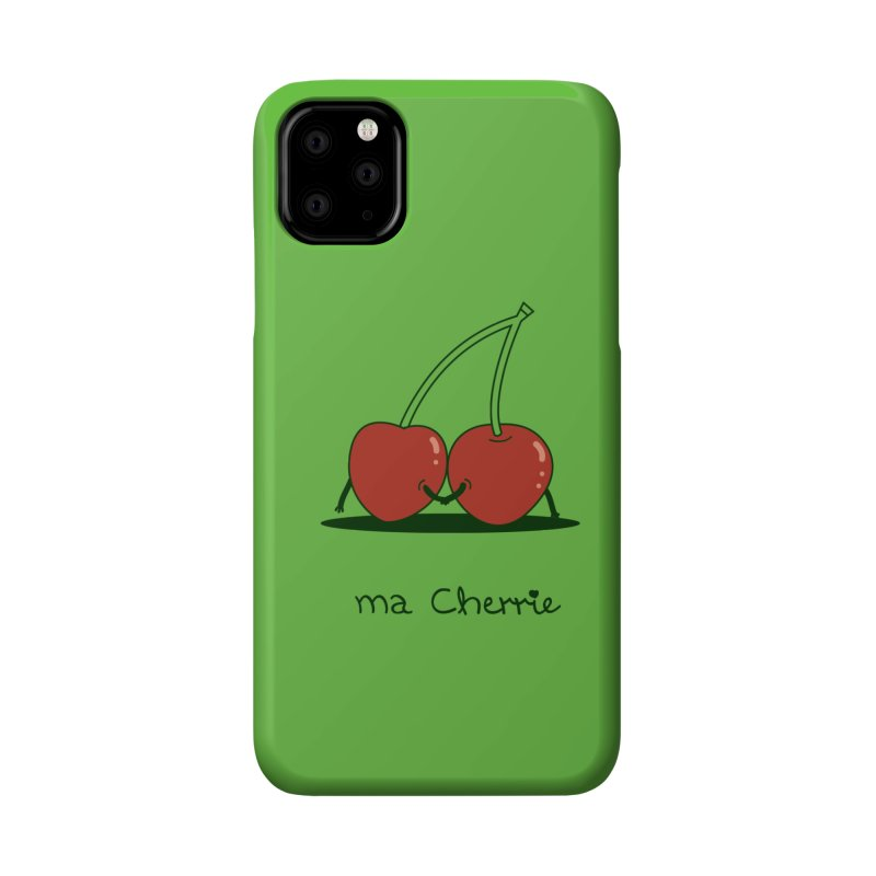 Ma Cherrie Accessories Phone Case by agrimony // Aaron Thong