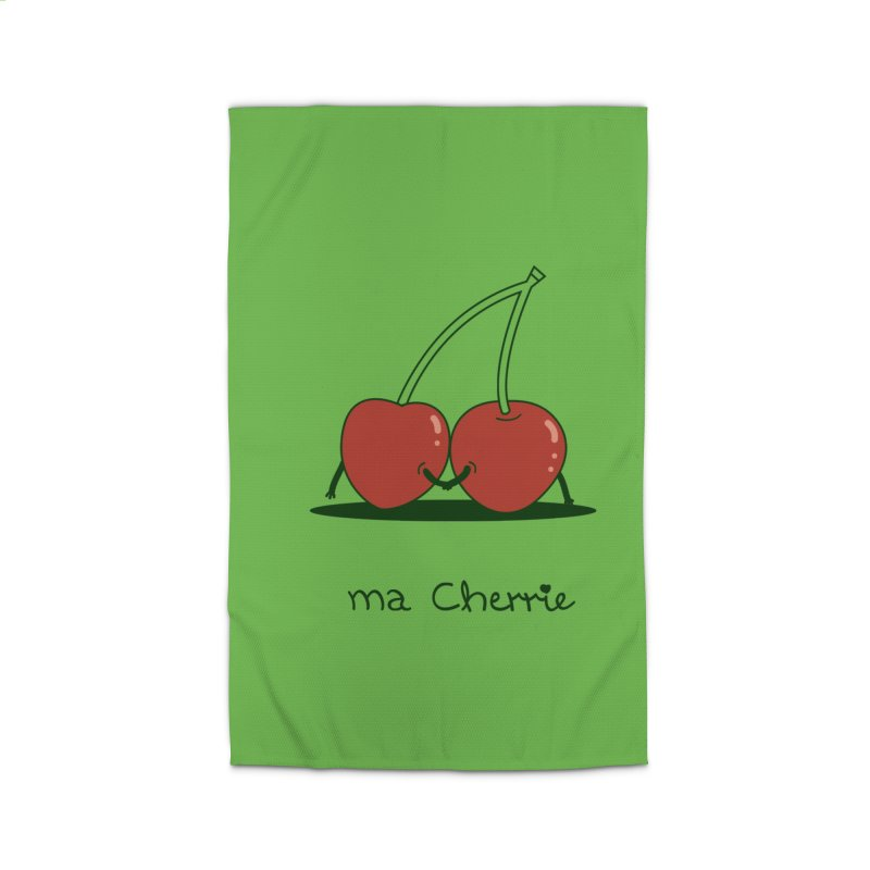 Ma Cherrie Home Rug by agrimony // Aaron Thong