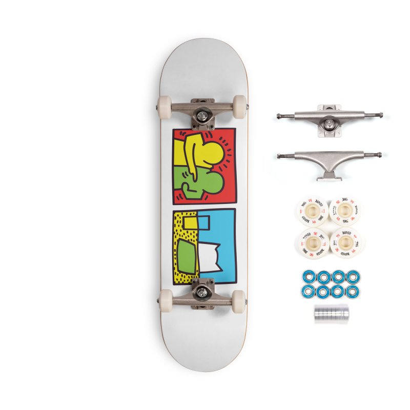 Requiem For a Meme Accessories Complete - Premium Skateboard by agrimony // Aaron Thong