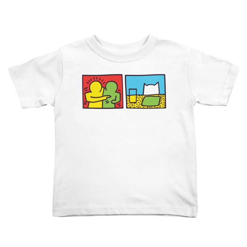 Requiem For a Meme Kids Toddler T-Shirt by agrimony // Aaron Thong