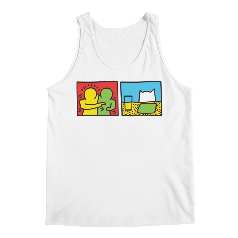 Requiem For a Meme Men's Regular Tank by agrimony // Aaron Thong
