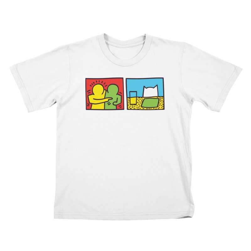 Requiem For a Meme Kids T-Shirt by agrimony // Aaron Thong