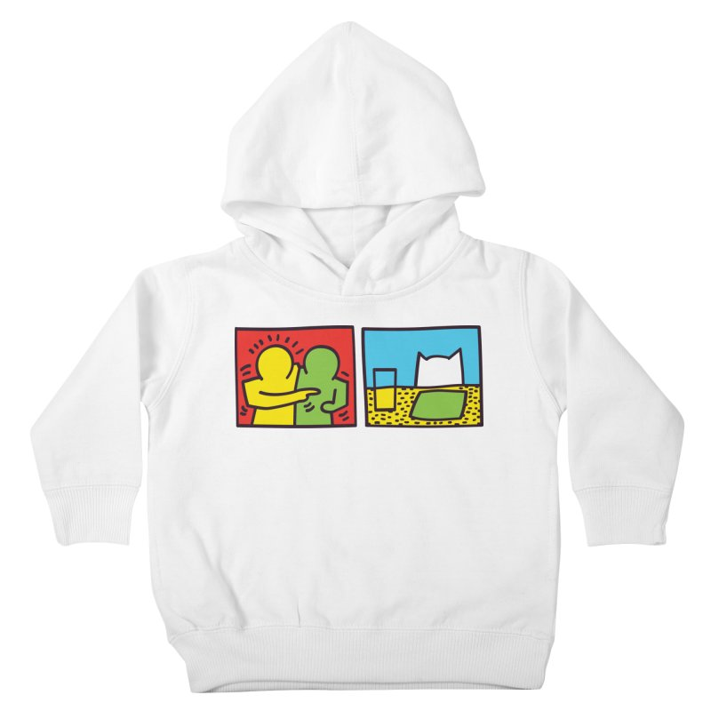 Requiem For a Meme Kids Toddler Pullover Hoody by agrimony // Aaron Thong
