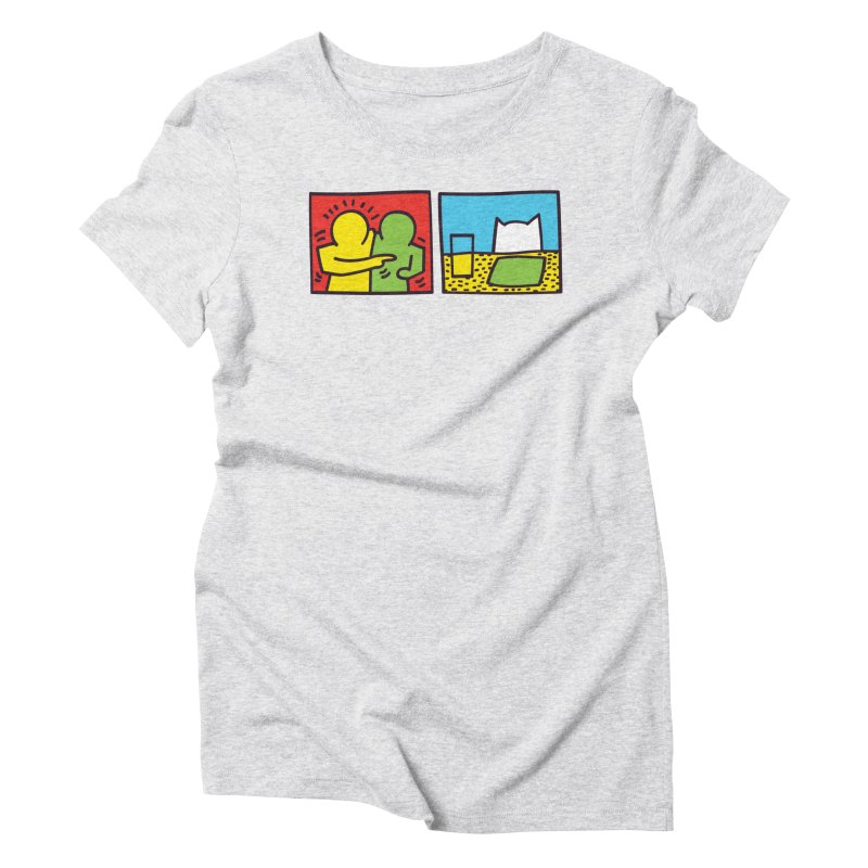Requiem For a Meme Women's Triblend T-Shirt by agrimony // Aaron Thong