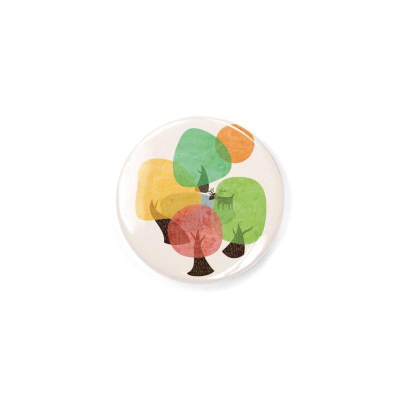 Abstract Woods Accessories Button by agrimony // Aaron Thong