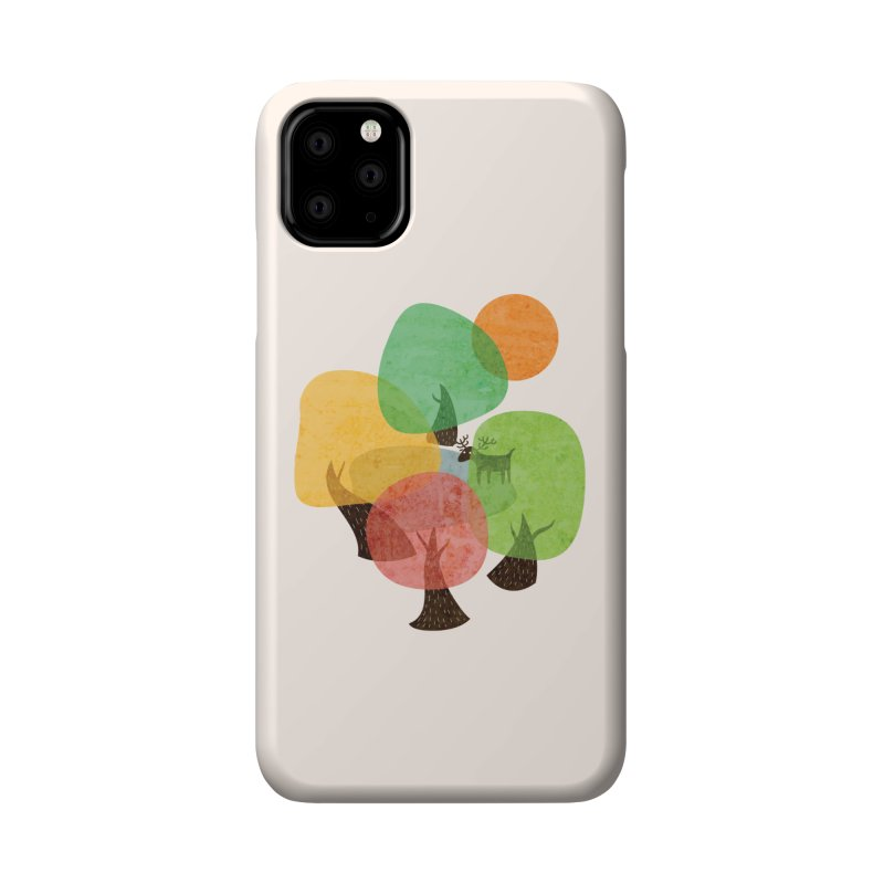 Abstract Woods Accessories Phone Case by agrimony // Aaron Thong