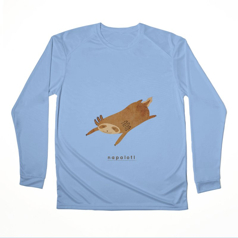 Napalotl Men's Longsleeve T-Shirt by agrimony // Aaron Thong